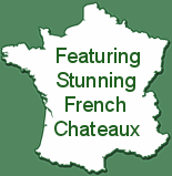 Featuring Stunning French Chateaux